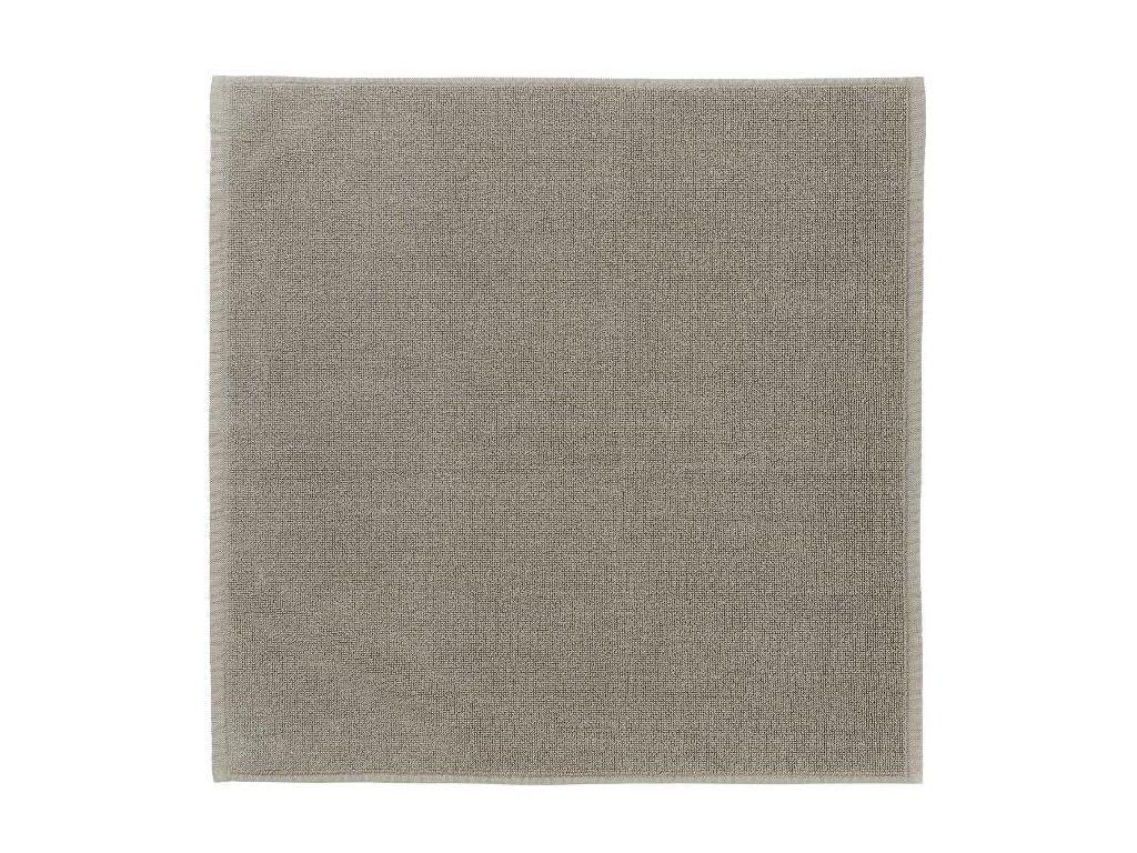 Koupelnová předložka 55 x 55 cm, světle šedá BLOMUS
