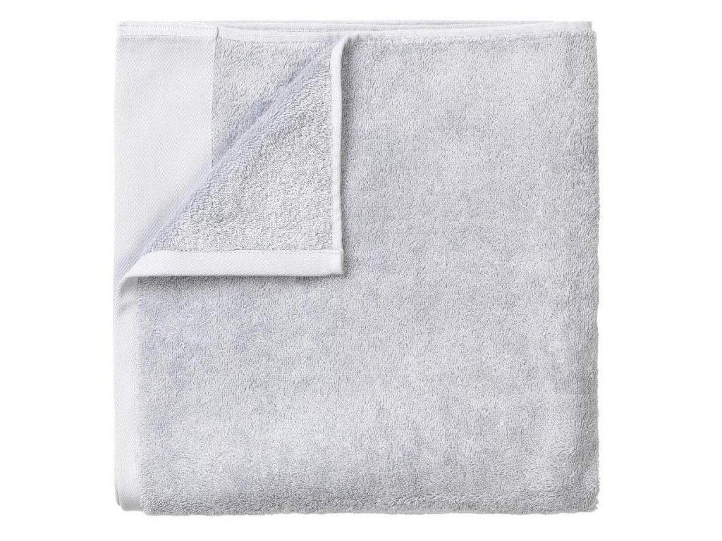 Ručník 100 x 50 cm, šedobílá BLOMUS