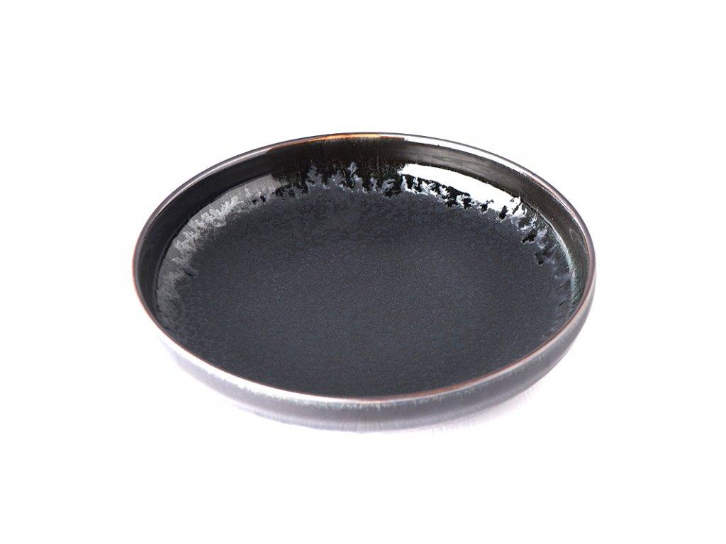 Made in Japan Mělký talíř s vysokým okrajem Matt 22 cm