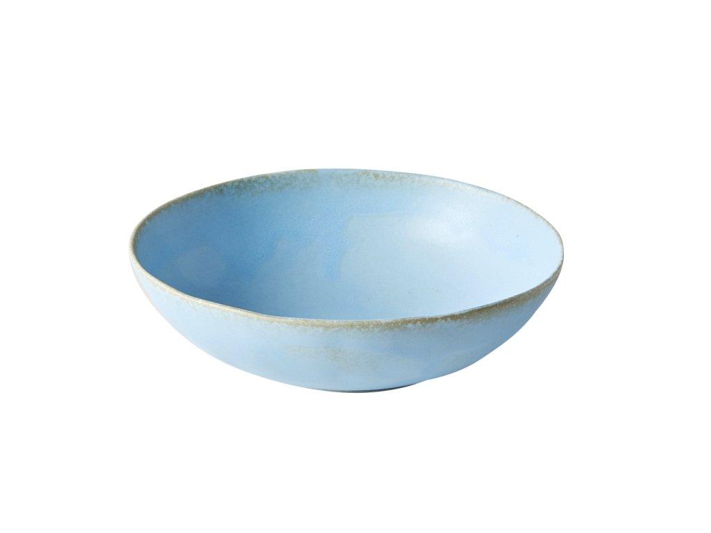 Made in Japan Střední miska Soda Blue 17 cm 450 ml