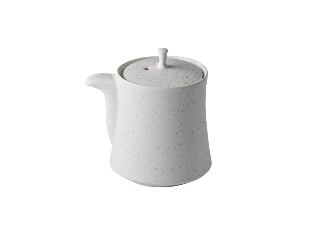 Made in Japan Nálevka na sójovou omáčku MT bílá 160 ml
