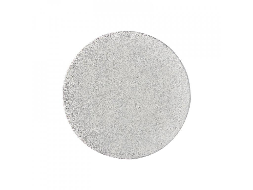 Made in Japan Velký mělký talíř Aska White 27 cm