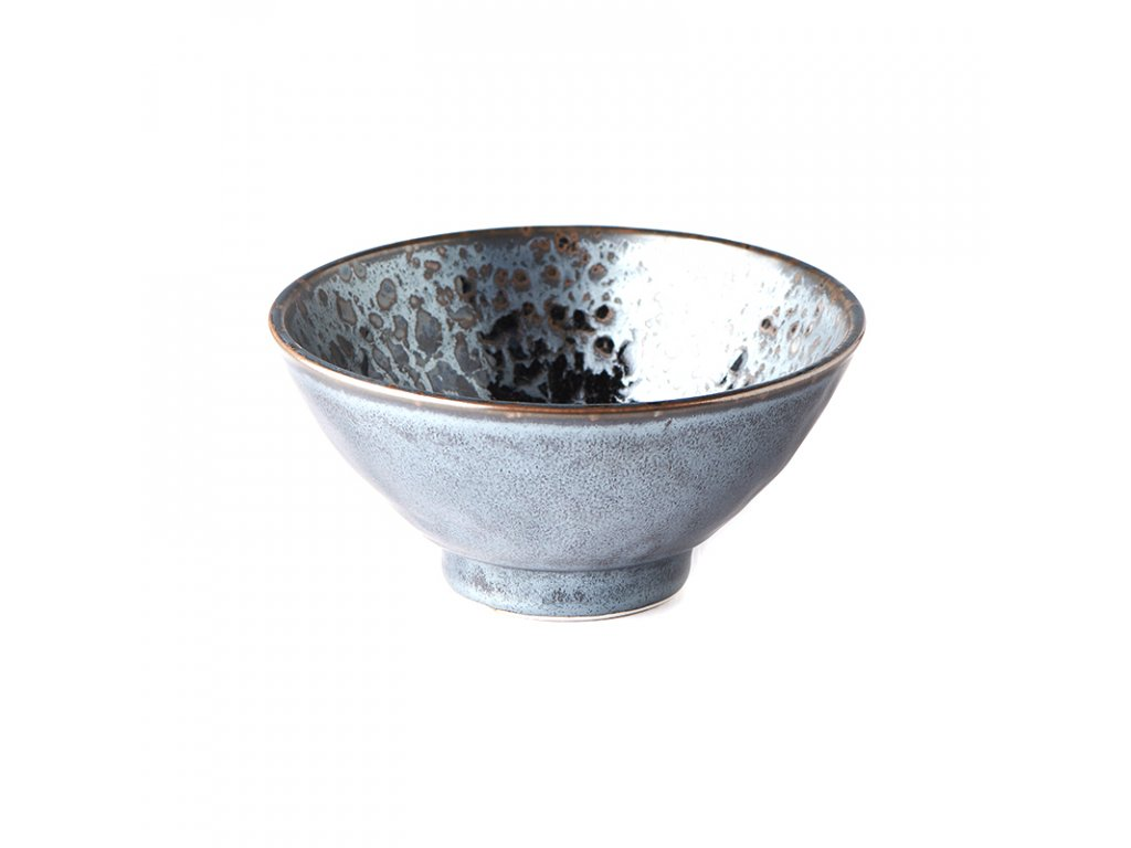 Střední miska Black Pearl 16 cm 500 ml MADE IN JAPAN