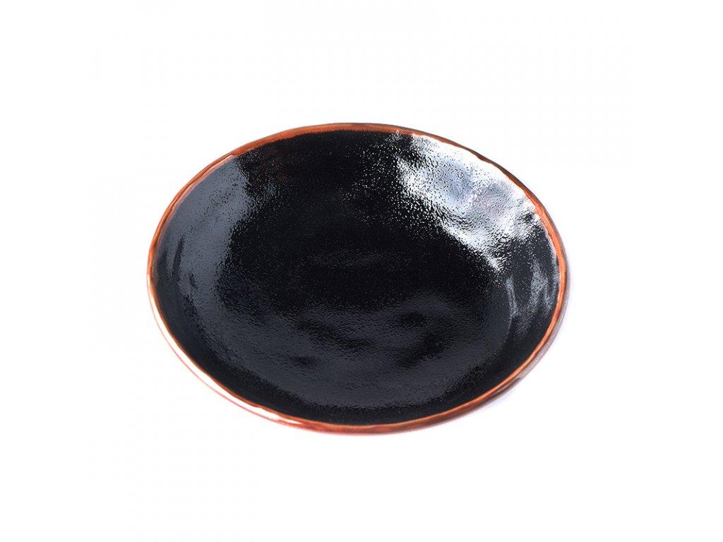 Made in Japan Velká mísa Tenmokku 24 cm 1 l