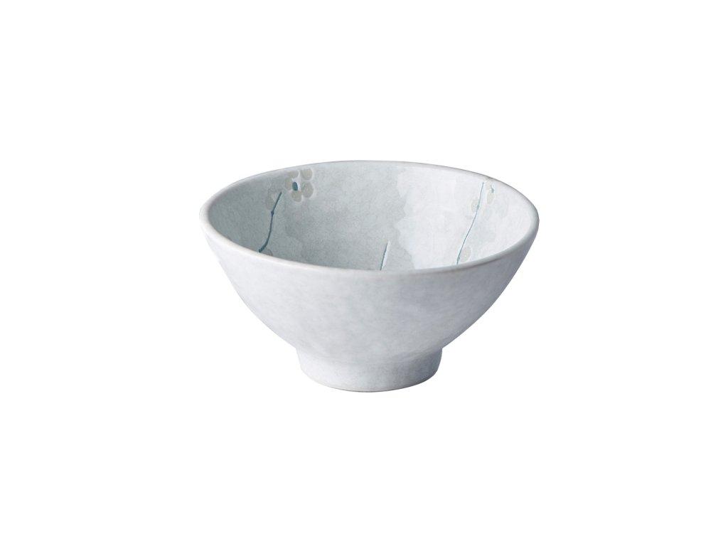 Made in Japan Miska White Blossom 16 cm 500 ml