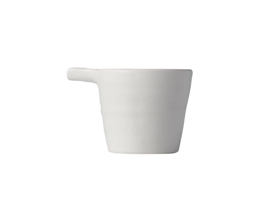 Made in Japan Nálevka Modern bílá 8 cm