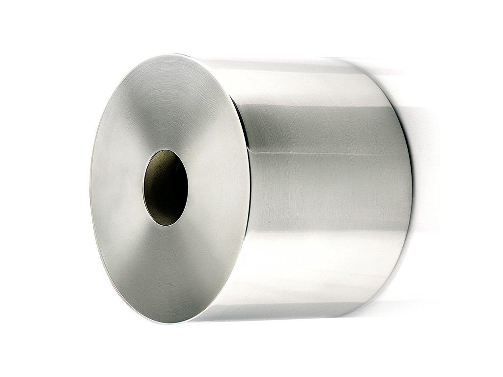 Kryt na náhradní roli toaletního papíru z nerezové oceli, Eva Solo