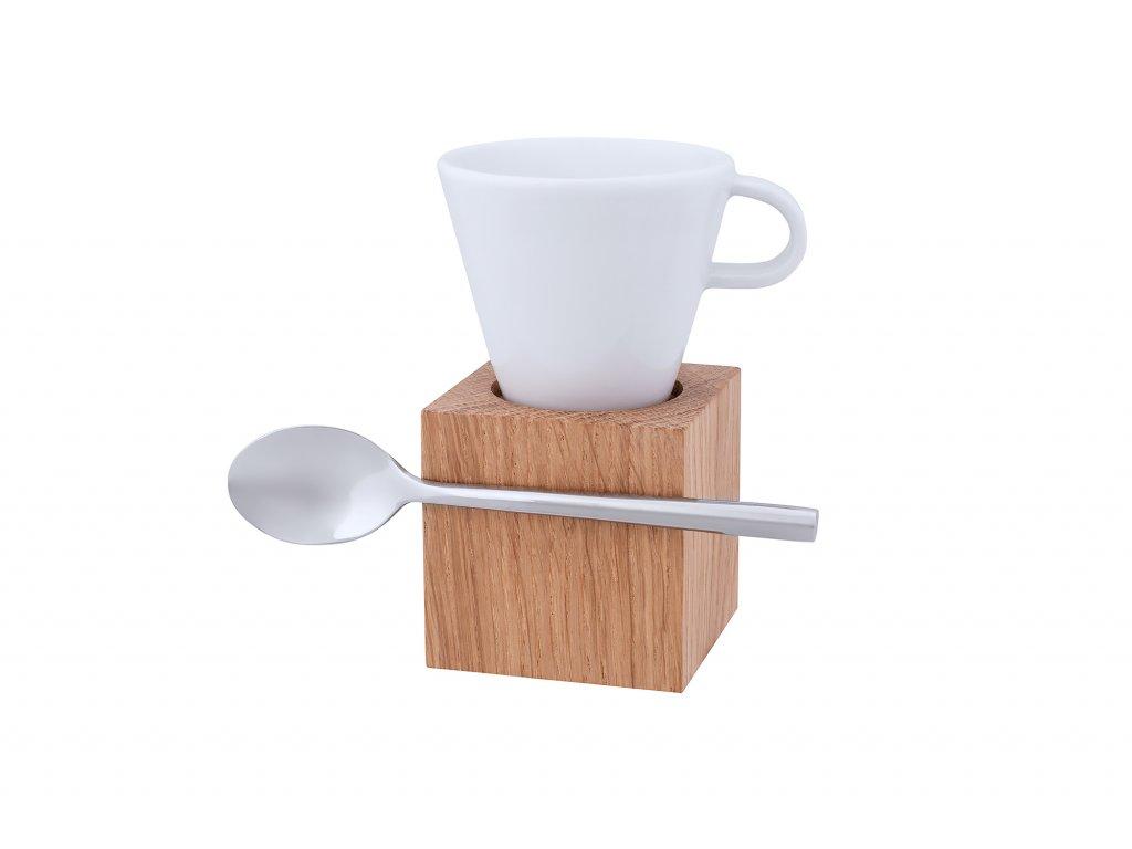 Cube Espresso White CLAP DESIGN