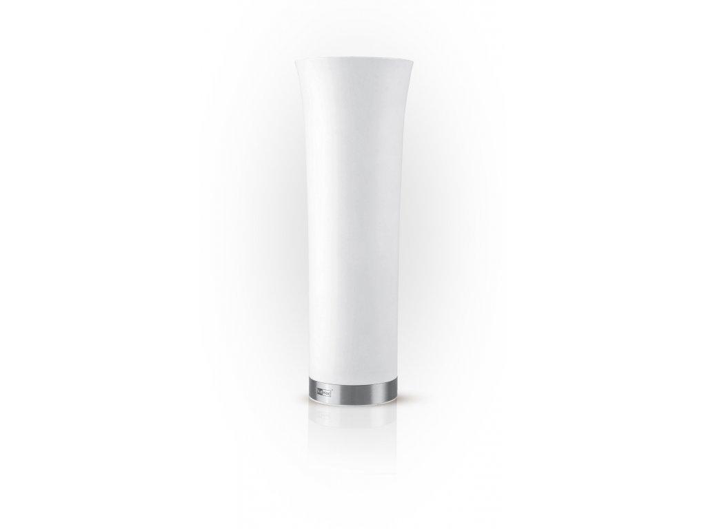 AdHoc Gravitační mlýnek na pepř a sůl MILANO bílý