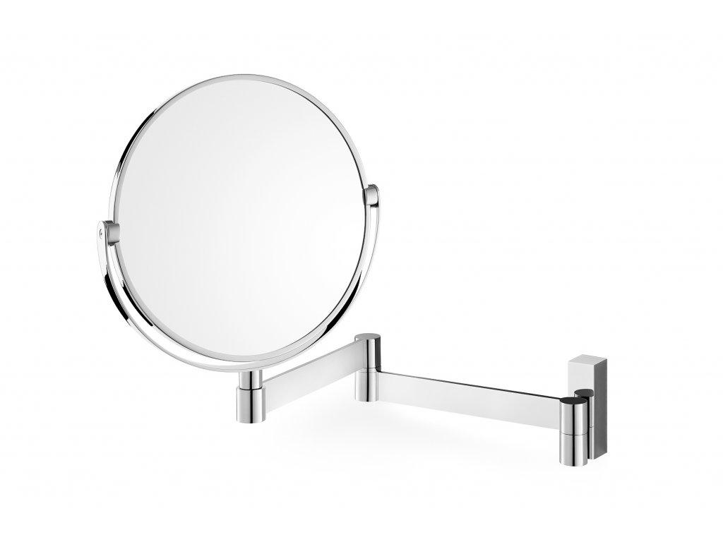 Nerezové kosmetické zrcadlo na stěnu LINEA lesklé ZACK