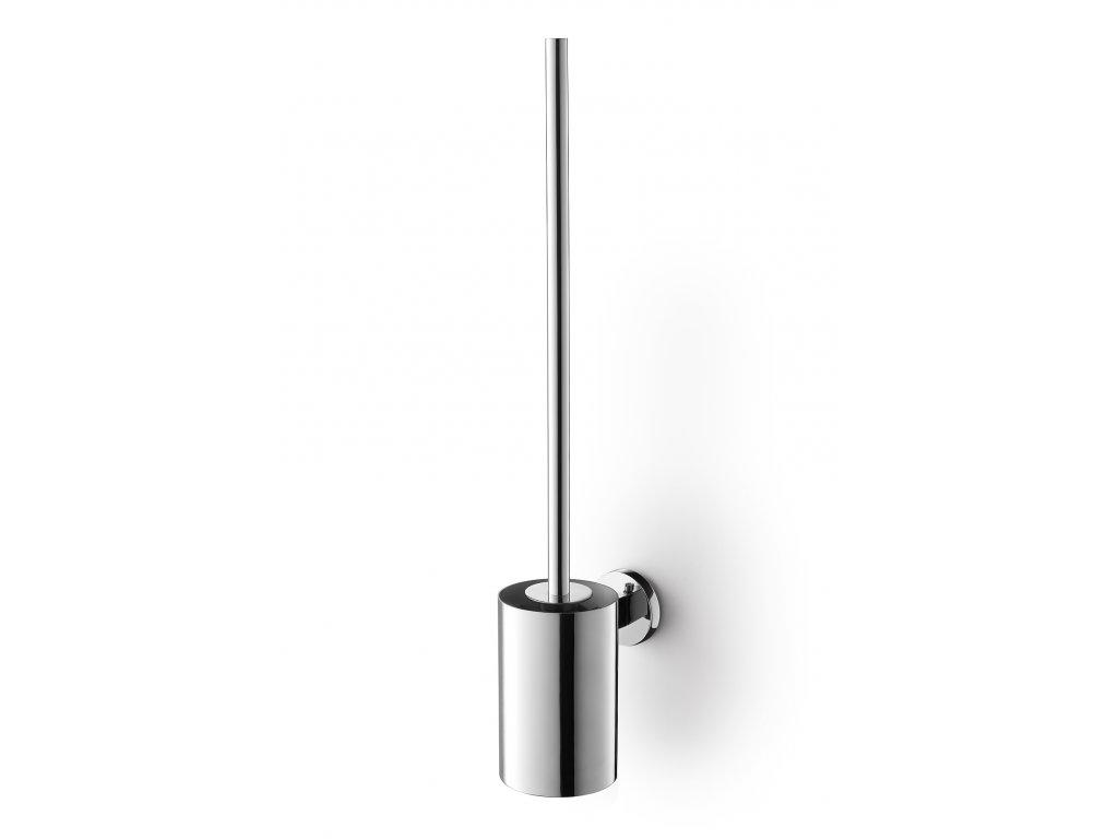 WC štětka nerezová lesklá nástěnná SCALA ZACK