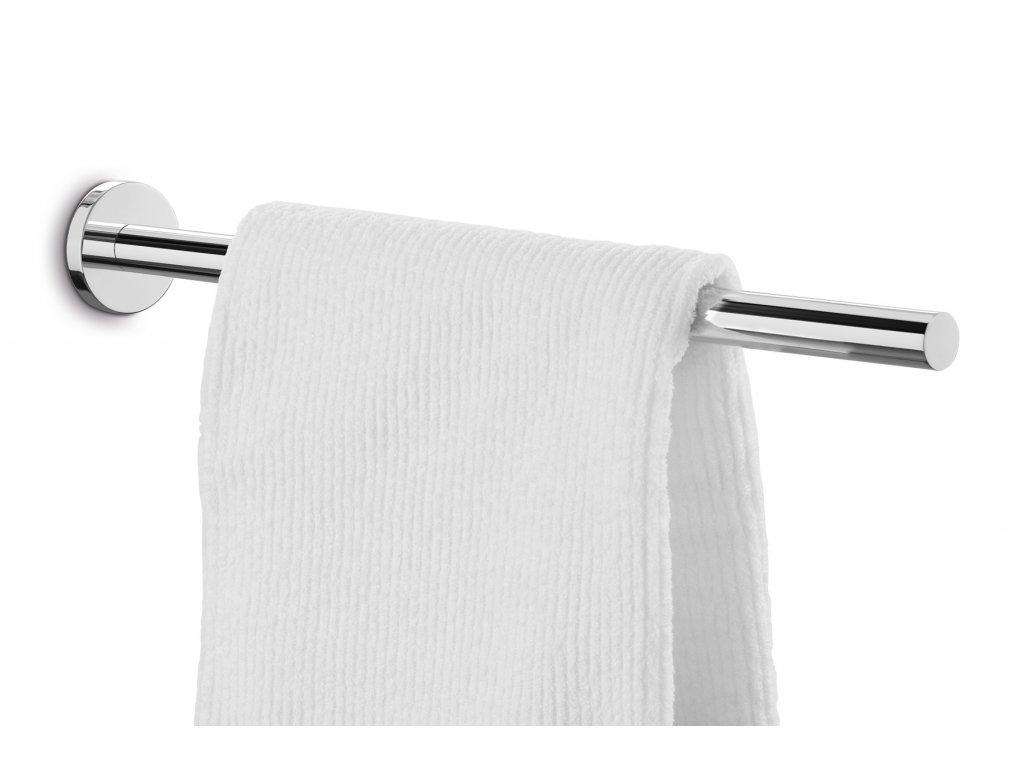 Tyč na ručníky SCALA nerezová lesklá ZACK