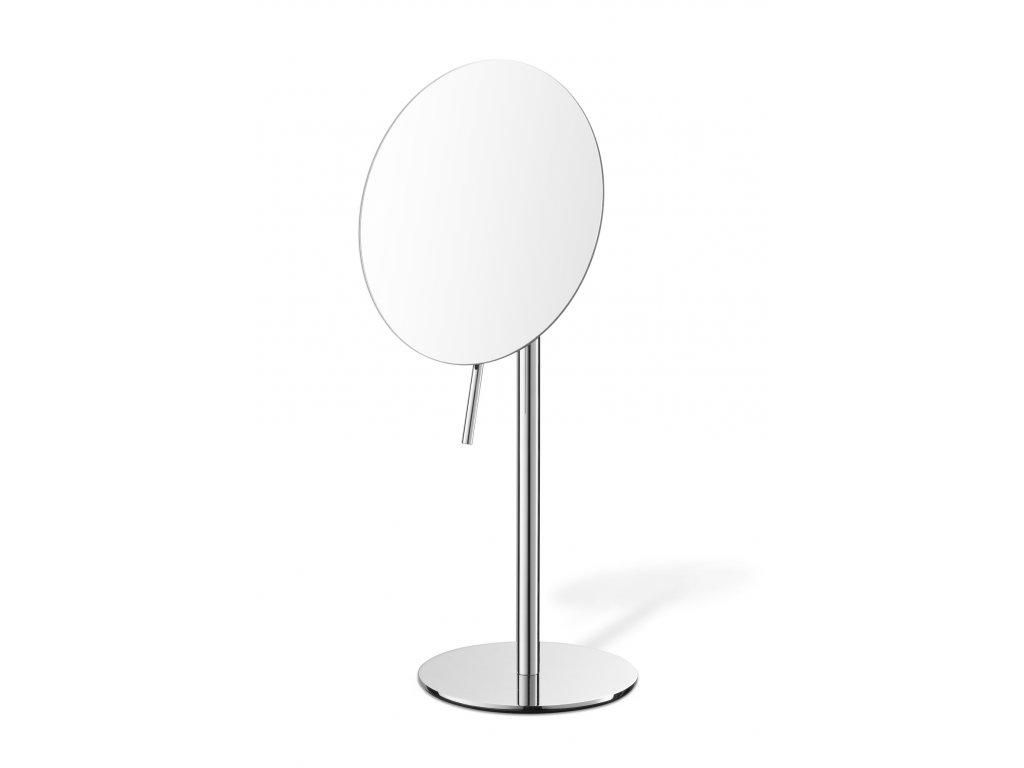 Kosmetické zrcadlo nerezové lesklé stojací AVIO ZACK