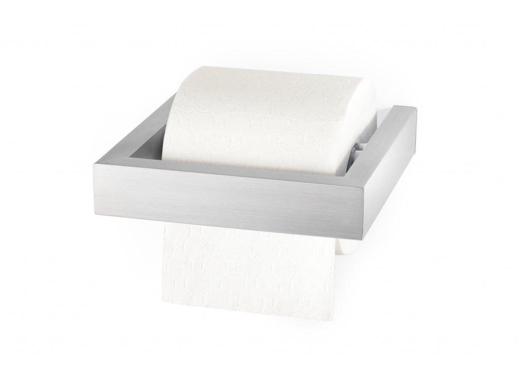 Držák na toaletní papír LINEA broušený nerez ZACK