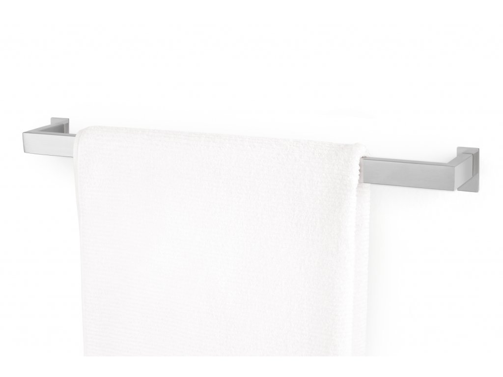 Závěsná tyč na ručníky LINEA, brouseny nerez, 61 cm ZACK