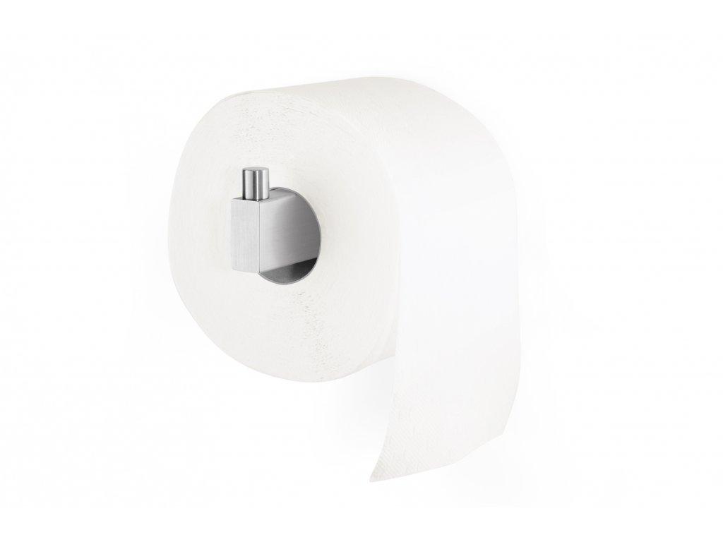 Držák na toaletní papír LINEA broušený nerez delší ZACK