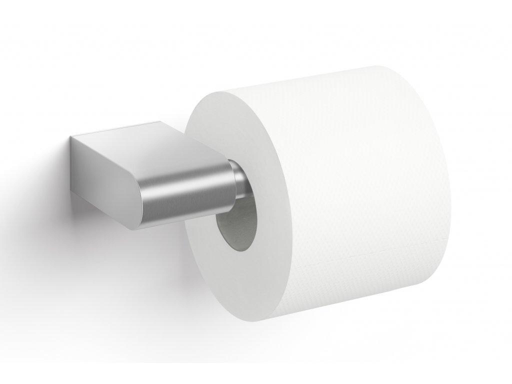 Nerezový držák toaletního papíru atore broušený ZACK