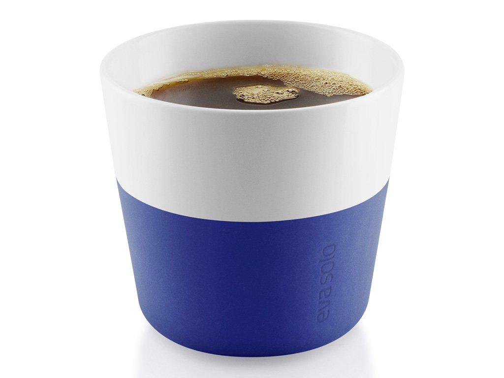 Termohrnky na kávu Lungo 230 ml 2 kusy tmavě modré, Eva Solo