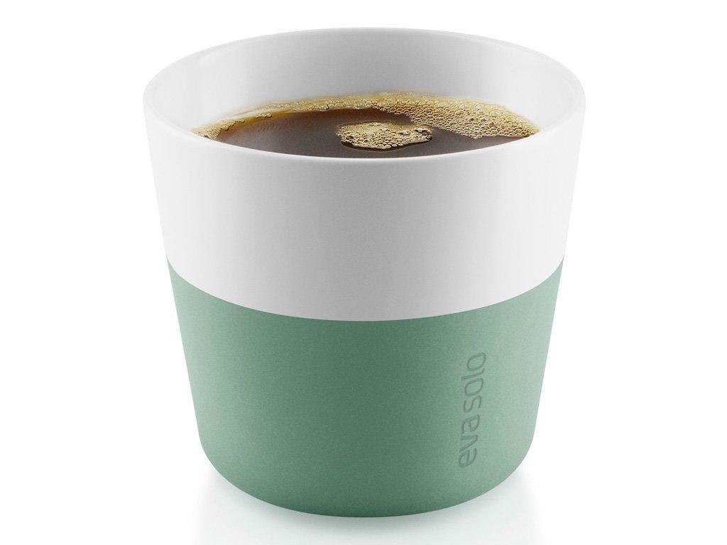 Termohrnky na kávu Lungo 230 ml 2 kusy mátové, Eva Solo