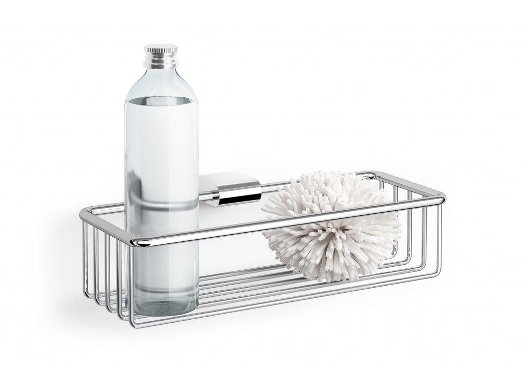 Košík do sprchy nerezový lesklý atore ZACK