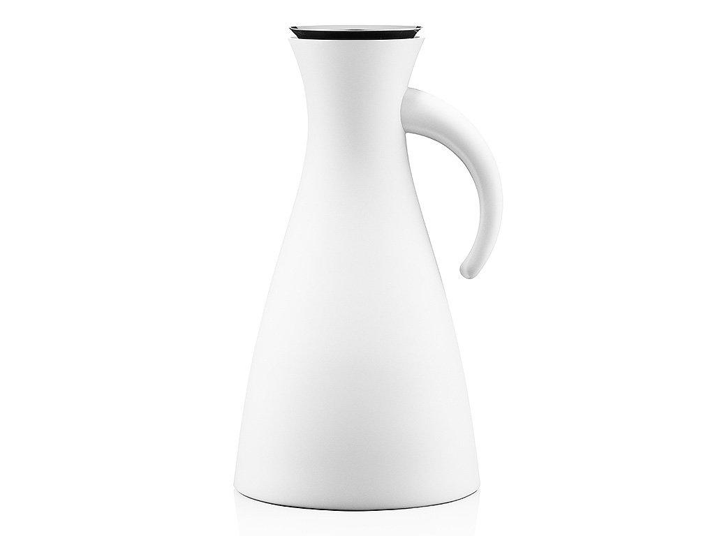 Vakuová termoska Ø 15,5 cm, 1,0 l matná bílá, Eva Solo