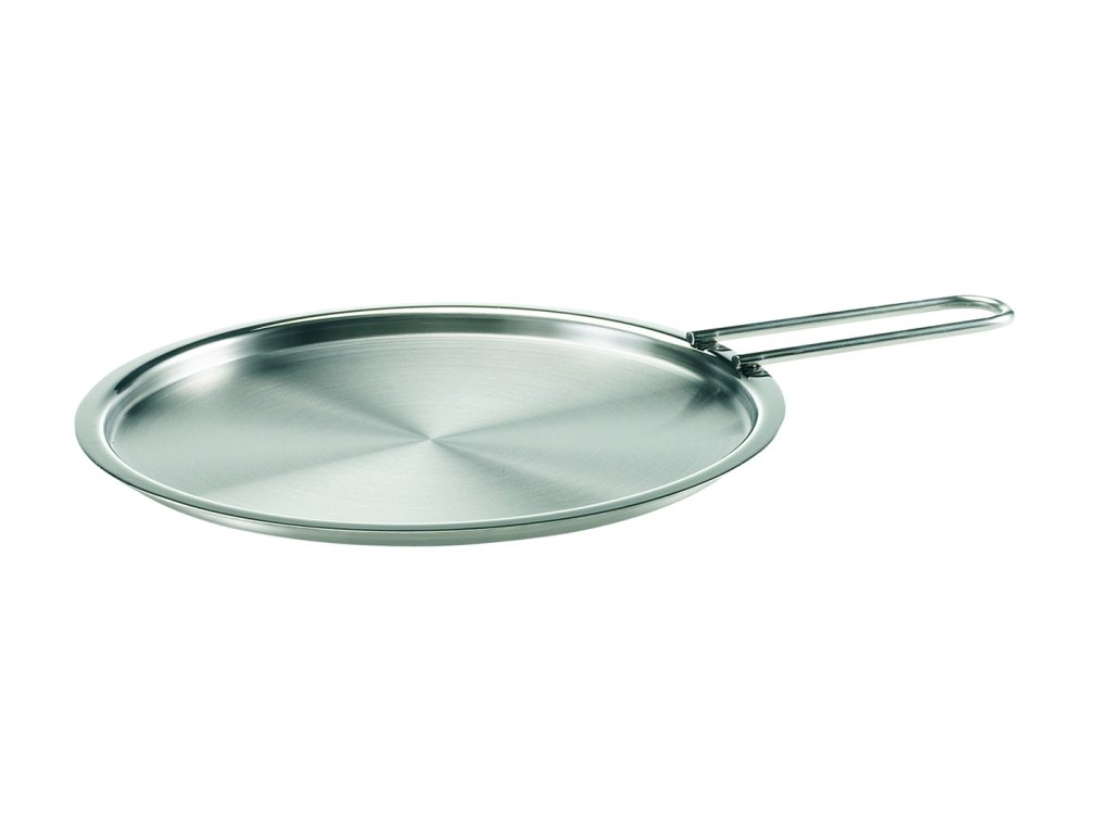 206013 Stainless steel lid 13 cm
