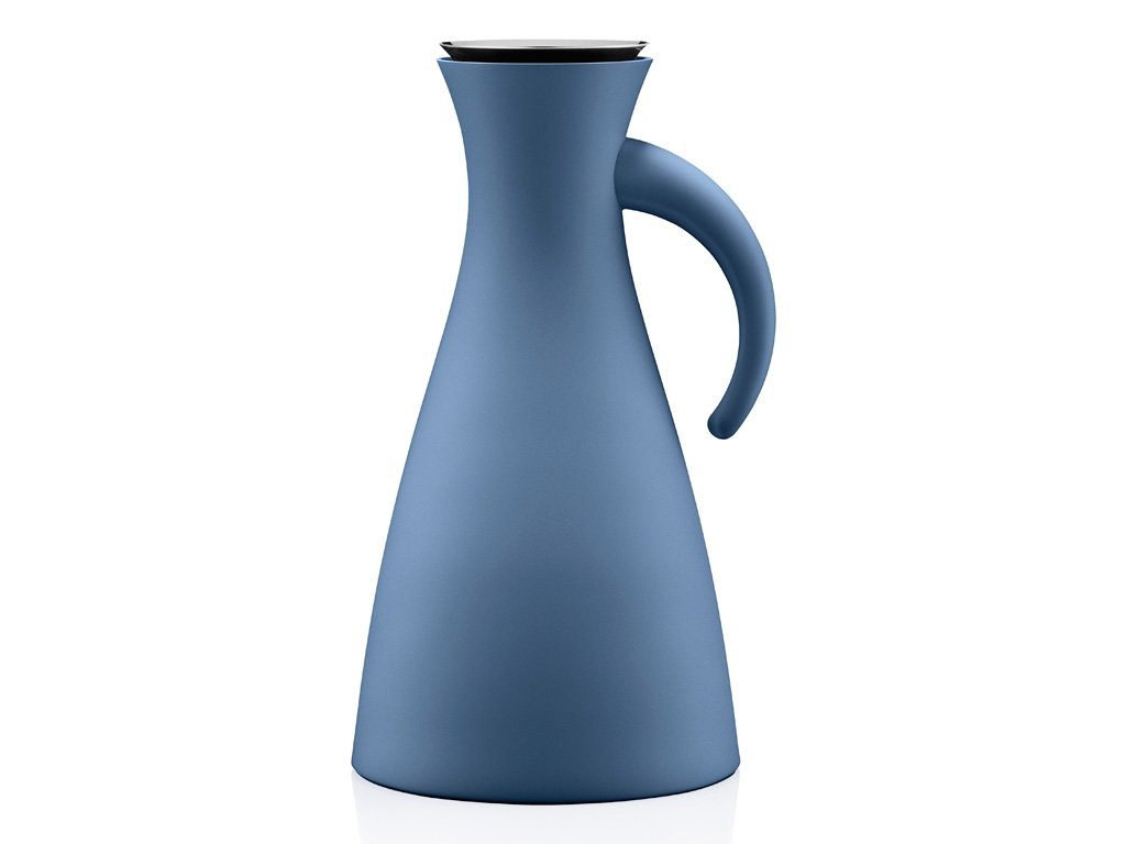 Vakuová termoska Ø 15,5 cm, 1,0 l modrá, Eva Solo