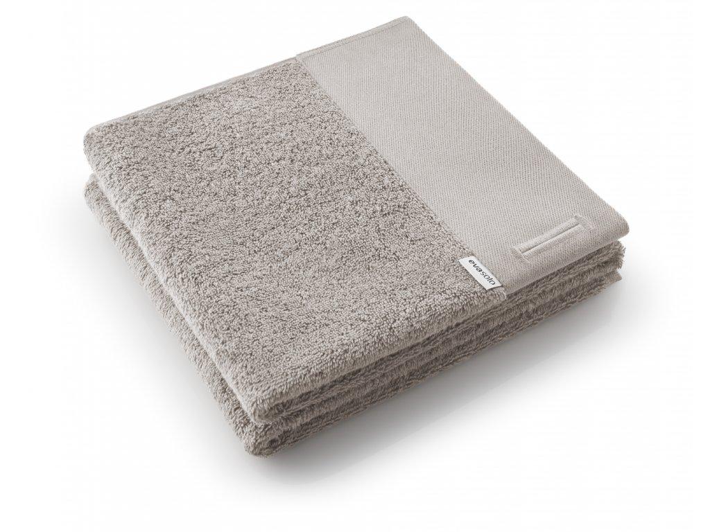 Ručník pískový 50 x 100 cm
