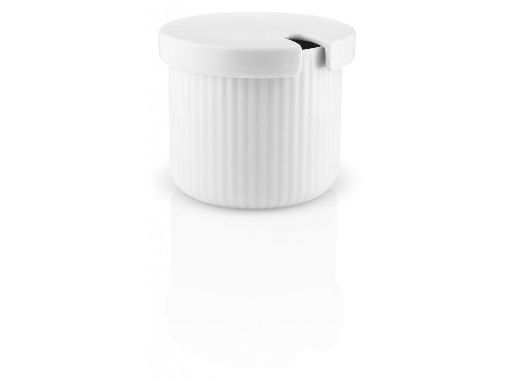 Porcelánová cukřenka bílá Legio, Eva Trio