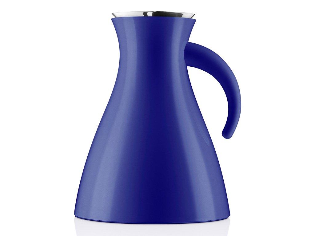 Vakuová termoska Ø 18 cm, 1,0 l tmavě modrá, Eva Solo