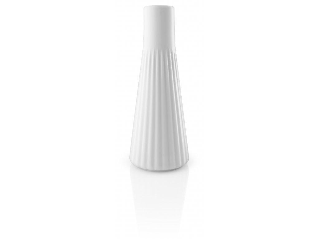 Vysoký porcelánový svícen bílý 16 cm Legio, Eva Trio
