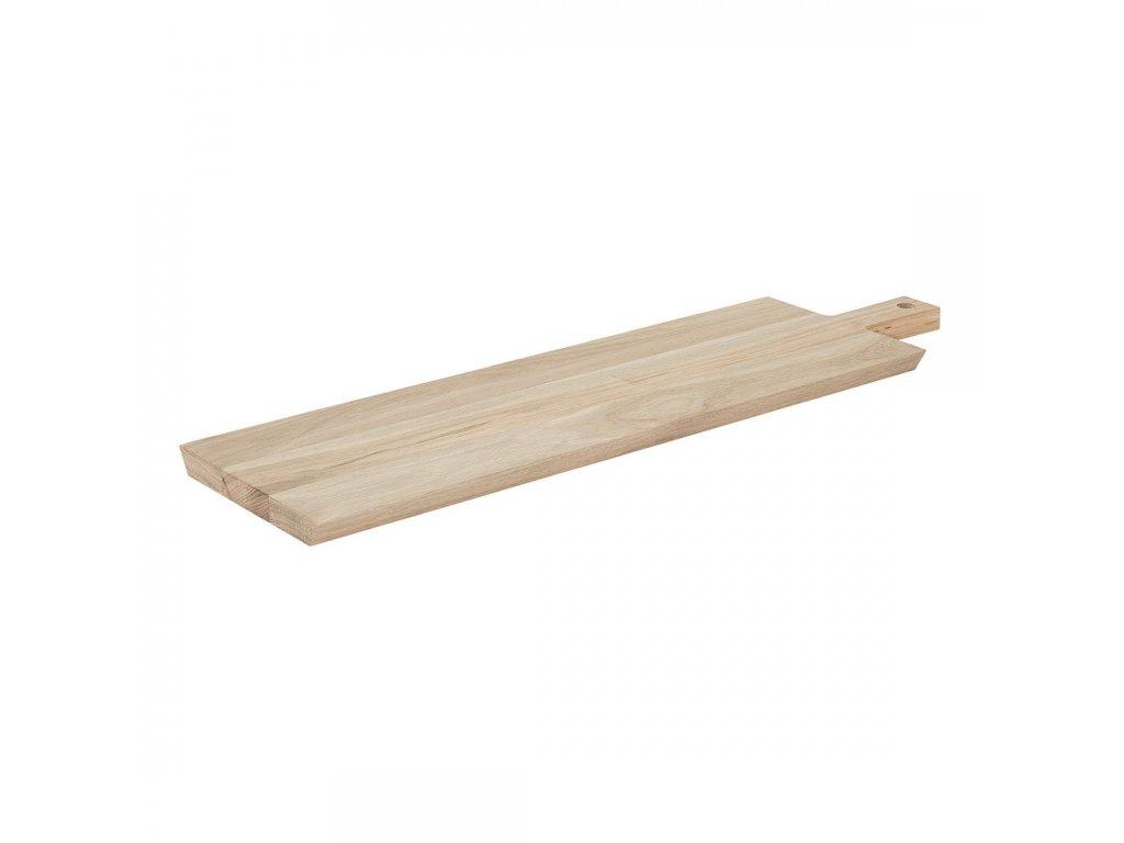 Dřevěné prkénko na krájení BORDA 64 x 18 cm BLOMUS