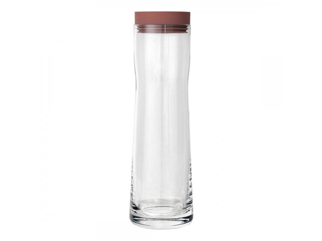 Karafa na vodu cihlová SPLASH 1 l BLOMUS