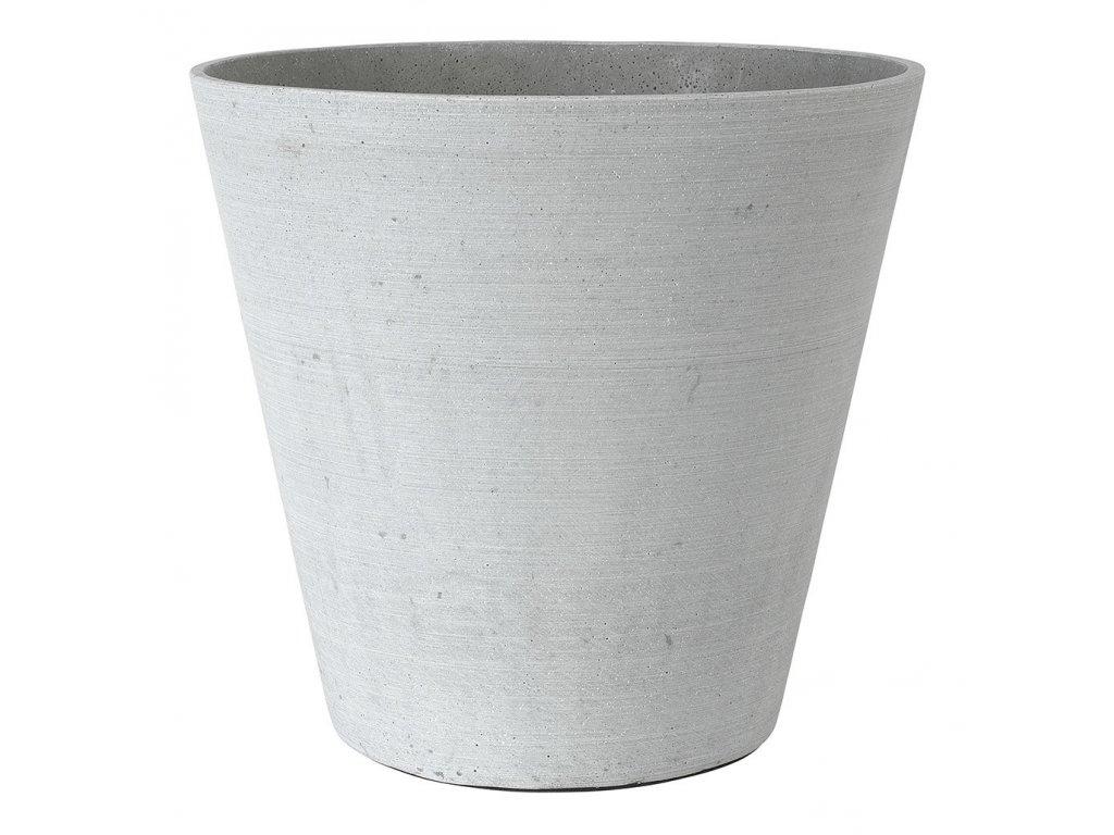Květináč Coluna světle šedý Ø 34 cm BLOMUS