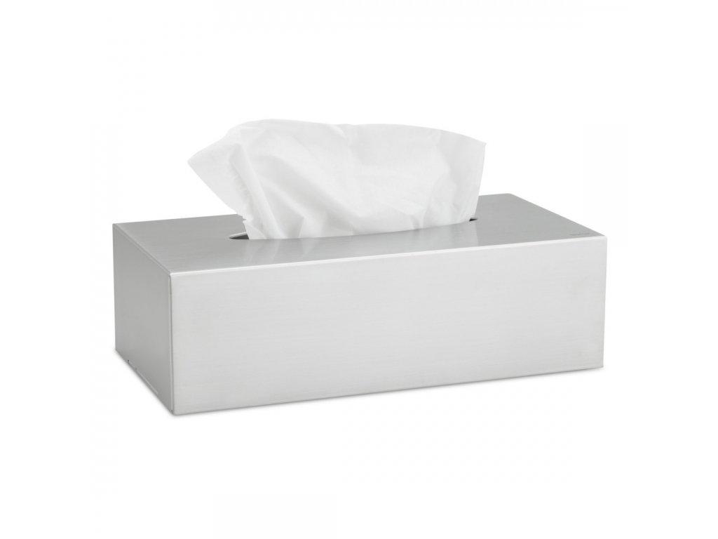 Box na papírové kapesníky NEXIO matný nerez BLOMUS