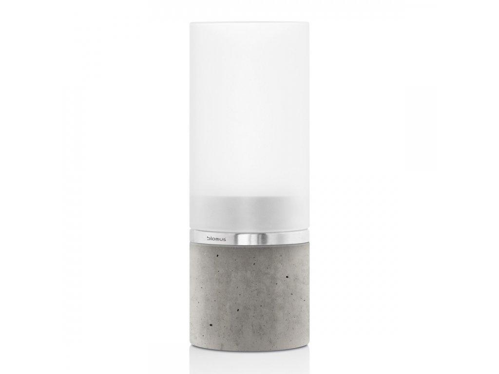 Svícen FARO beton Ø 7 cm BLOMUS