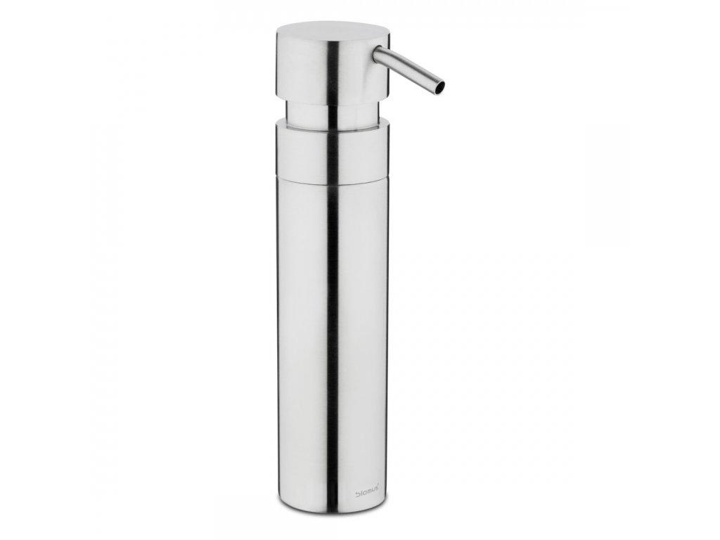 Dávkovač tekutého mýdla NEXIO matný nerez 100 ml BLOMUS
