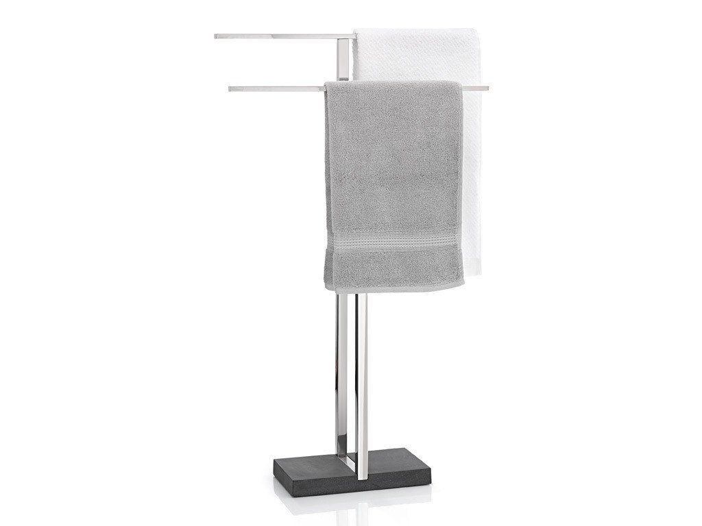 Stojan na ručníky MENOTO leštěný nerez 50 cm BLOMUS