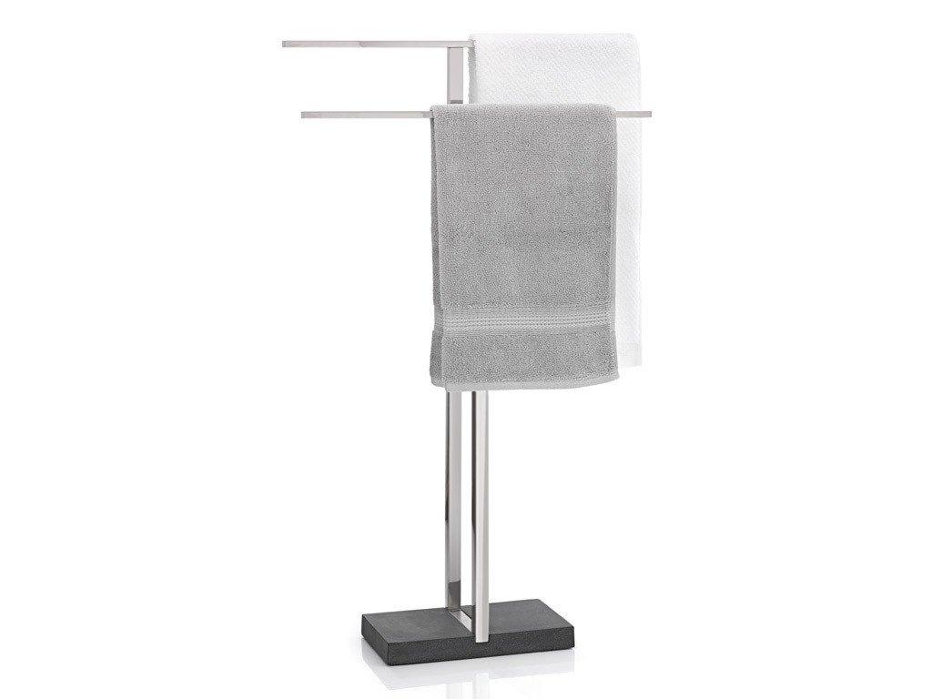 Stojan na ručníky MENOTO matný nerez 50 cm BLOMUS