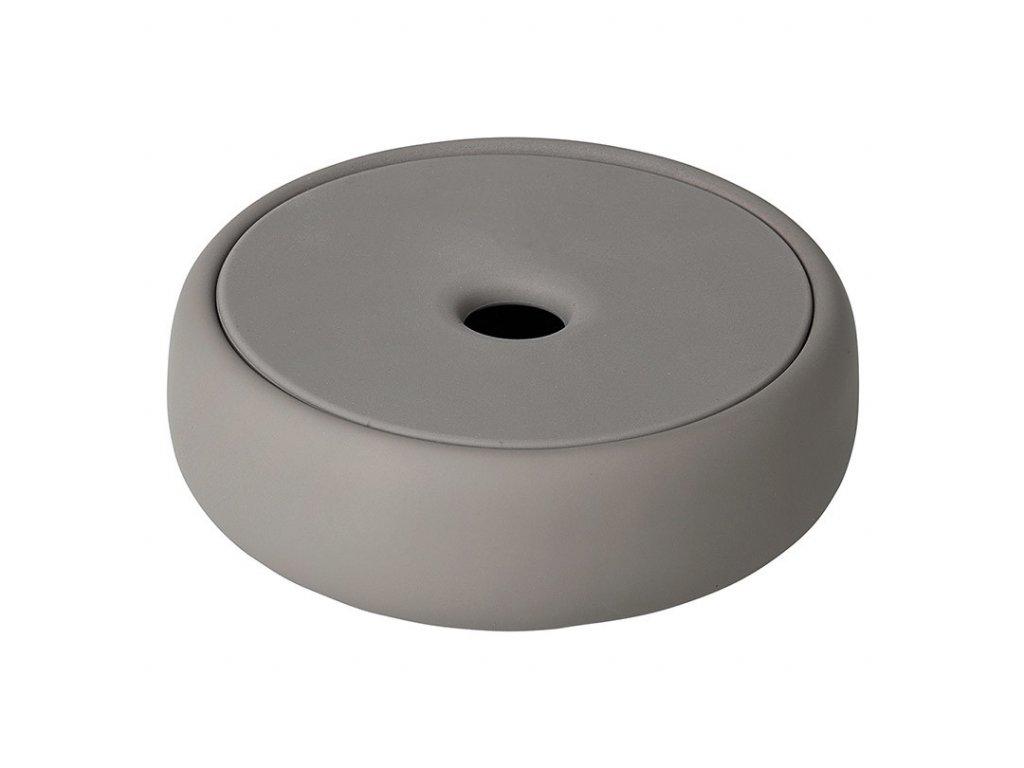 Úložný box na kosmetické potřeby SONO taupe BLOMUS