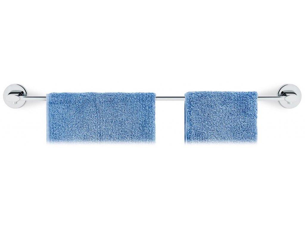 Věšák na ručníky AREO leštěný nerez 69 cm BLOMUS