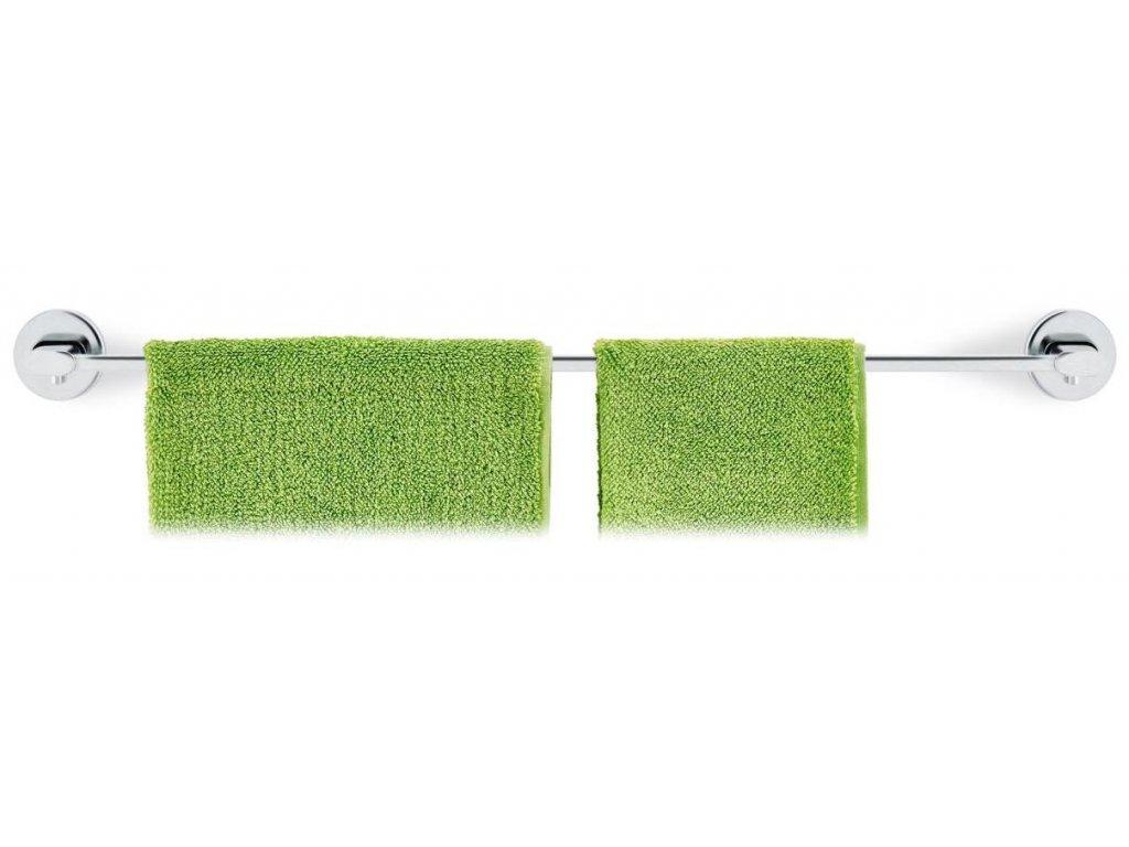 Věšák na ručníky AREO matný nerez 69 cm BLOMUS