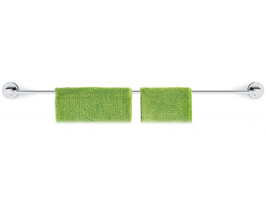 Věšák na ručníky AREO matný nerez 89 cm BLOMUS