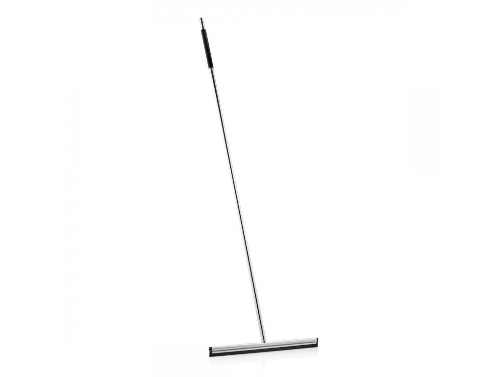Stěrka na úklid koupelny dlouhá s nástěnným držákem LAVEA BLOMUS