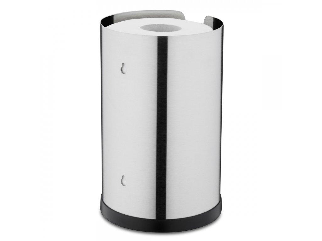 Zásobník na toaletní papír NEXIO matný nerez BLOMUS