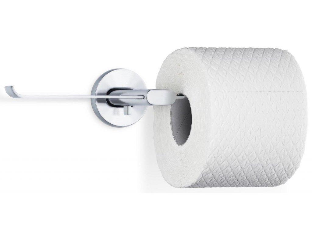 Držák na dvě role toaletního papíru AREO matný nerez BLOMUS