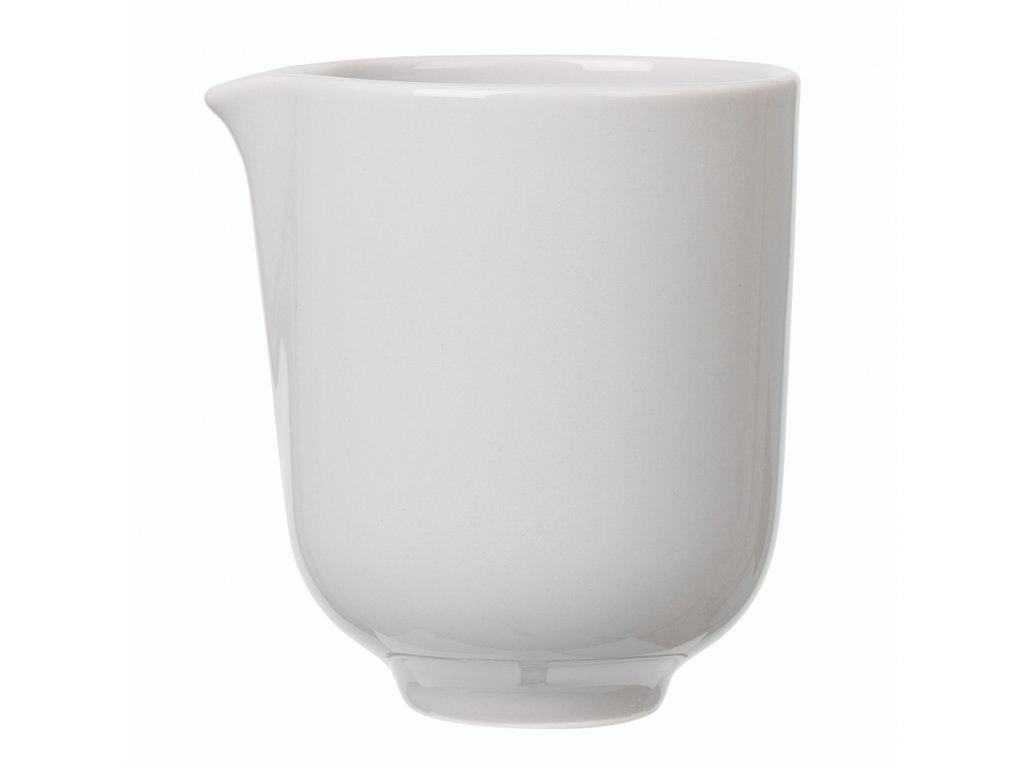 mléčenka porcelánová světle šedá RO BLOMUS