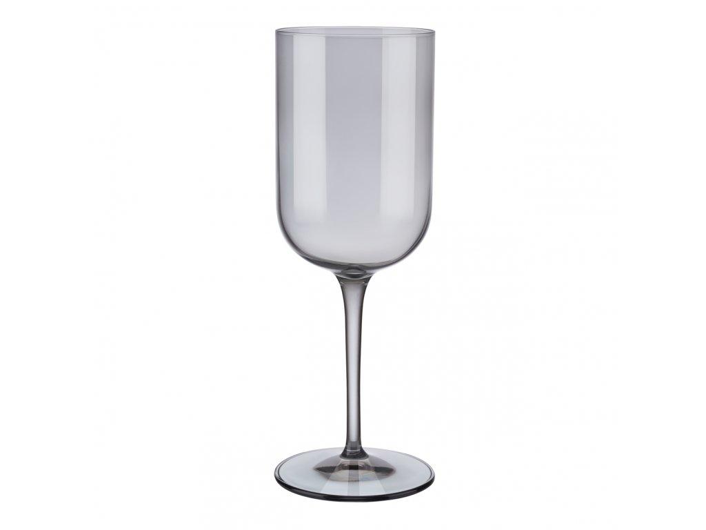 set 4 skleniček na červené víno kouřové FUUM BLOMUS