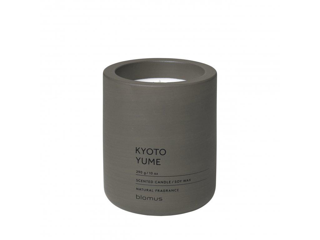 Vonná svíčka ze sojového vosku Kyoto Yume střední FRAGA BLOMUS