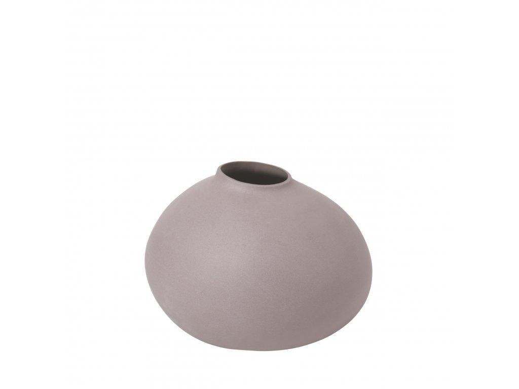 váza porcelánová starorůžová NONA BLOMUS